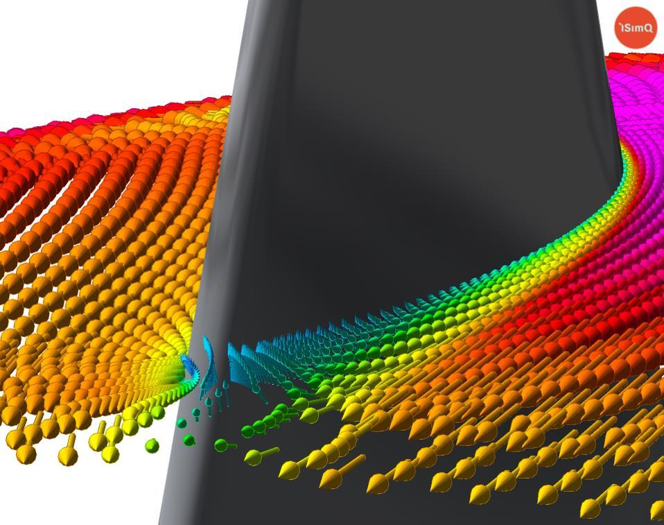 CFD simulation of turbomachinery